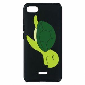 Etui na Xiaomi Redmi 6A Sleeping turtle