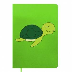 Notes Sleeping turtle