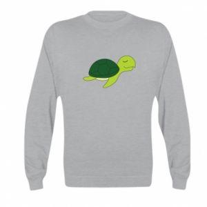 Bluza dziecięca Sleeping turtle