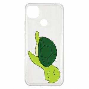 Etui na Xiaomi Redmi 9c Sleeping turtle