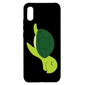 Etui na Xiaomi Redmi 9a Sleeping turtle