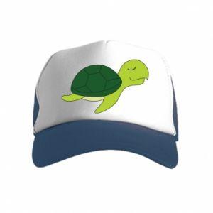 Czapka trucker dziecięca Sleeping turtle
