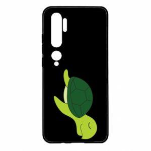 Etui na Xiaomi Mi Note 10 Sleeping turtle