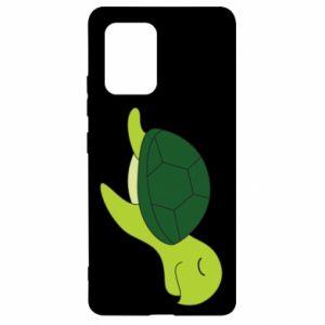 Etui na Samsung S10 Lite Sleeping turtle