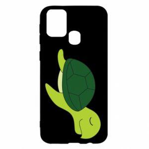Etui na Samsung M31 Sleeping turtle