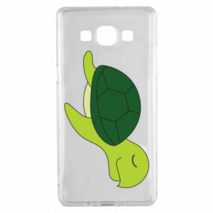 Etui na Samsung A5 2015 Sleeping turtle