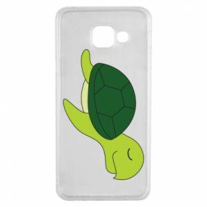 Etui na Samsung A3 2016 Sleeping turtle