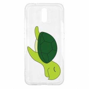 Etui na Nokia 2.3 Sleeping turtle