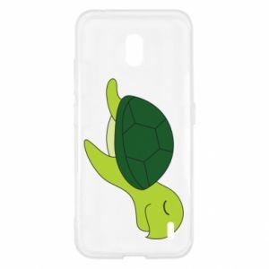Etui na Nokia 2.2 Sleeping turtle
