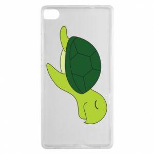 Etui na Huawei P8 Sleeping turtle
