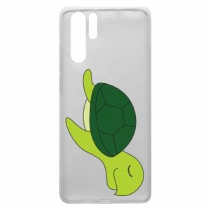 Etui na Huawei P30 Pro Sleeping turtle