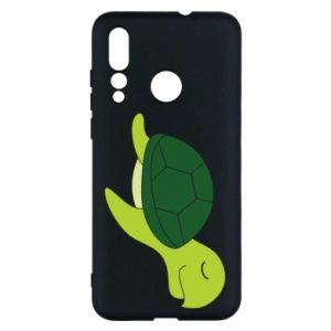 Etui na Huawei Nova 4 Sleeping turtle