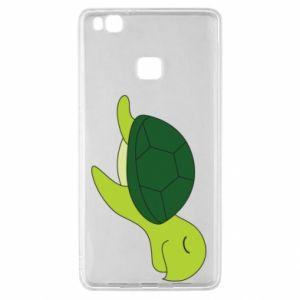 Etui na Huawei P9 Lite Sleeping turtle