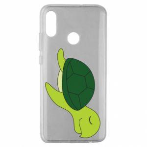Etui na Huawei Honor 10 Lite Sleeping turtle