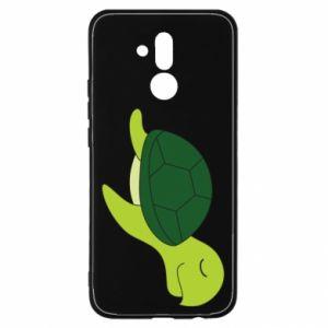 Etui na Huawei Mate 20 Lite Sleeping turtle