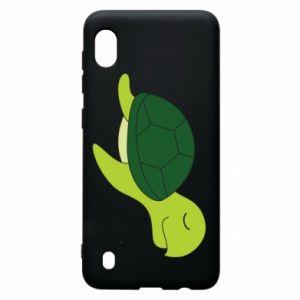 Etui na Samsung A10 Sleeping turtle