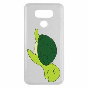 Etui na LG G6 Sleeping turtle