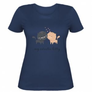 Women's t-shirt Cute cats