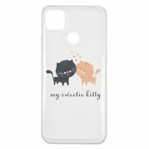Xiaomi Redmi 9c Case Cute cats