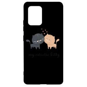 Samsung S10 Lite Case Cute cats