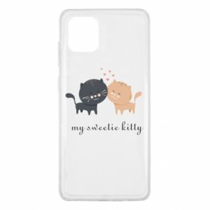 Samsung Note 10 Lite Case Cute cats