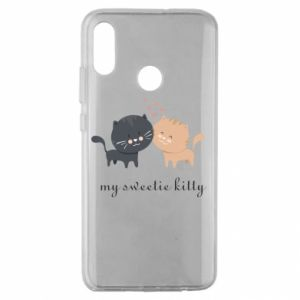 Huawei Honor 10 Lite Case Cute cats