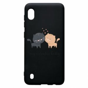 Samsung A10 Case Cute cats