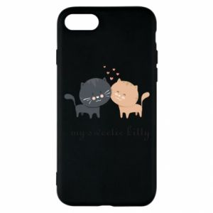 iPhone SE 2020 Case Cute cats