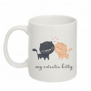 Mug 330ml Cute cats