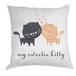 Pillow Cute cats