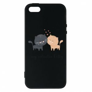 iPhone 5/5S/SE Case Cute cats