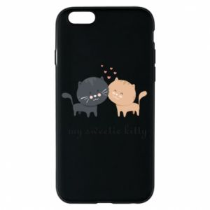 iPhone 6/6S Case Cute cats