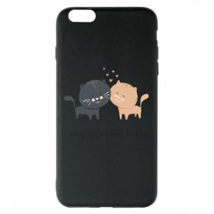 iPhone 6 Plus/6S Plus Case Cute cats
