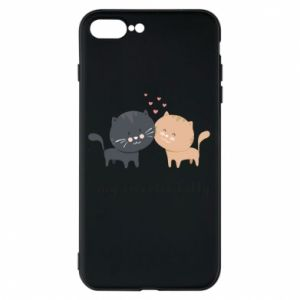 iPhone 7 Plus case Cute cats