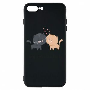 iPhone 8 Plus Case Cute cats