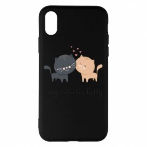 iPhone X/Xs Case Cute cats
