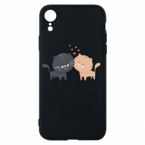 iPhone XR Case Cute cats