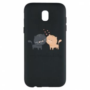 Samsung J5 2017 Case Cute cats
