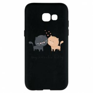 Samsung A5 2017 Case Cute cats