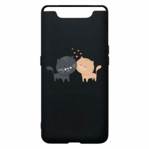Samsung A80 Case Cute cats