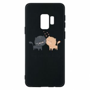 Phone case for Samsung S9 Cute cats