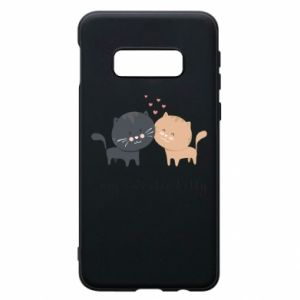 Samsung S10e Case Cute cats