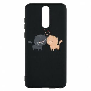 Huawei Mate 10 Lite Case Cute cats