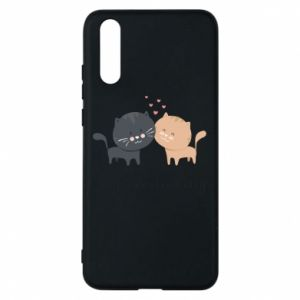 Huawei P20 Case Cute cats