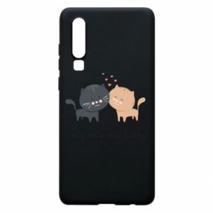Huawei P30 Case Cute cats