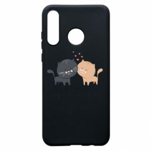 Huawei P30 Lite Case Cute cats