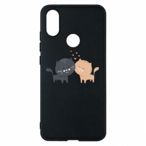 Xiaomi Mi A2 Case Cute cats