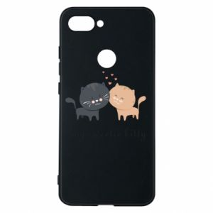 Xiaomi Mi8 Lite Case Cute cats