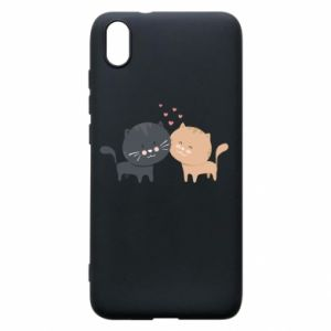 Xiaomi Redmi 7A Case Cute cats