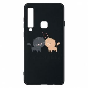 Samsung A9 2018 Case Cute cats